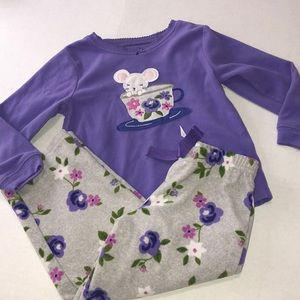 Other - ✔️Toddler girls pajama outfit size 3T outfit